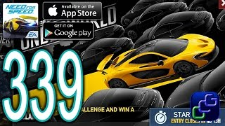 NEED FOR SPEED No Limits Android iOS Walkthrough - Part 339 - Underworld: McLaren P1 Ch1-2