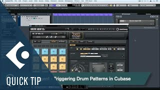 Triggering Drum Patterns in Groove Agent | Composing and Creative Workflows