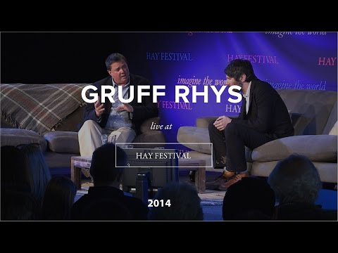 Gruff Rhys talks to John Gower