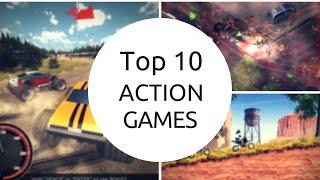Top 10 Action Games   Download Free At Gametop.com