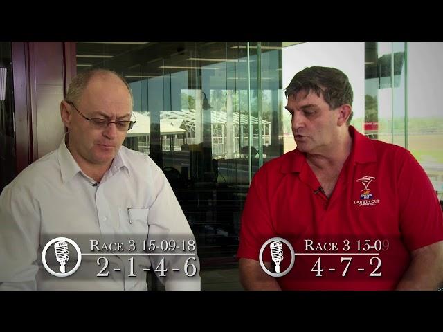 Top End Track Talk | Race Meet 15th September 2018