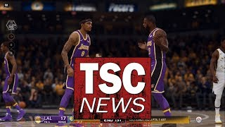 NBA Live 19 Review - Xbox One