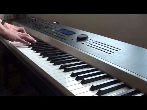 Justin Bieber - Change Me - Piano Cover Version - Played On A Kurzweil Artis