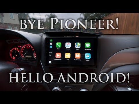 2008-2014 Subaru Android Headunit | Full Installation