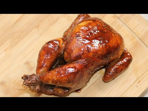 "rice-cooker-hacks-–-whole-""roast""-chicken-recipe-(cantonese-soy-sauce-chicken)-[豉油鸡]"