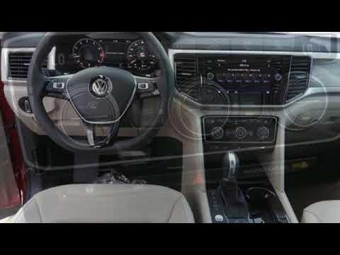 New 2018 Volkswagen Atlas Dallas TX Garland, TX #V180492 - SOLD