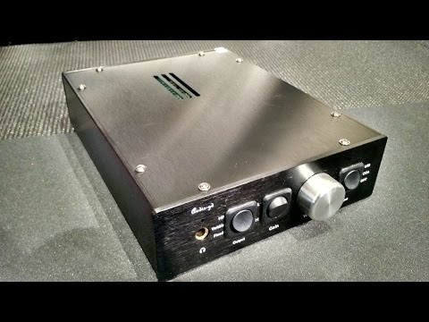 Z Review - Audio-GD NFB11 (Imported Hifi Glory)