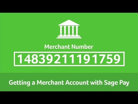 Getting a Merchant Account to accept payments