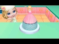 Real Cake Maker 3D - Learn how to make cakes - Best Games for Kids/widding cake GAMES
