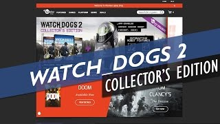 Watch Dogs 2 Collector's Edition Announced