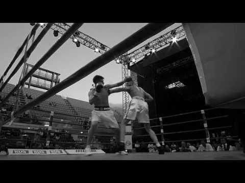 serata di boxe al Centrale live