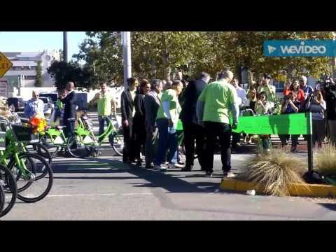 Breeze Bike Share Launch, Santa Monica