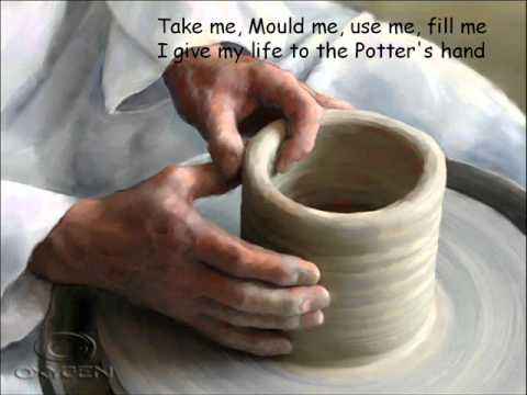 The potters hand worship video
