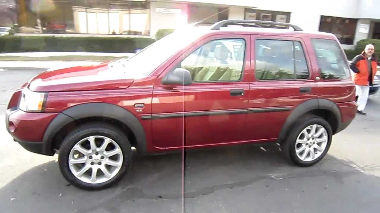 2005 LANDROVER FREELANDER SE @ highclassauto.com - YouTube