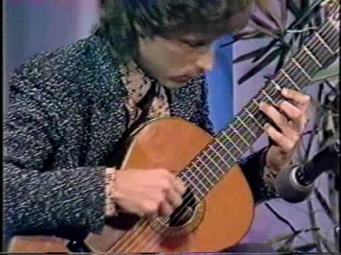 Malaguena / Toronto Flamenco Guitarist Peter Mathers