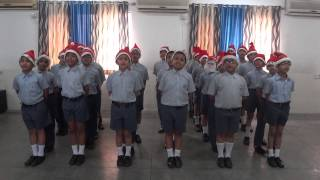 Christmas Carols by Birla High School, Kolkata India