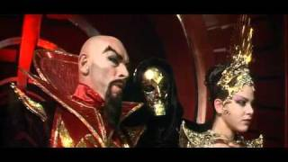 FLASH GORDON - Flash plays Football with Ming the Merciless