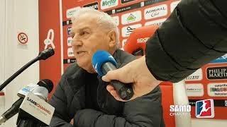 Vicenza - Sambenedettese 2-1, Franco Fedeli