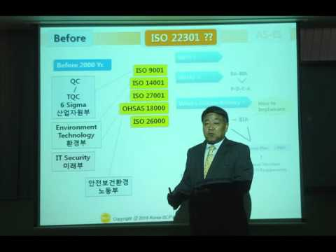 ISO 22301 Introduction
