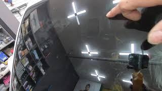현대자동차 포터2 EV 전기차 하이패스룸미러 설치 영상…