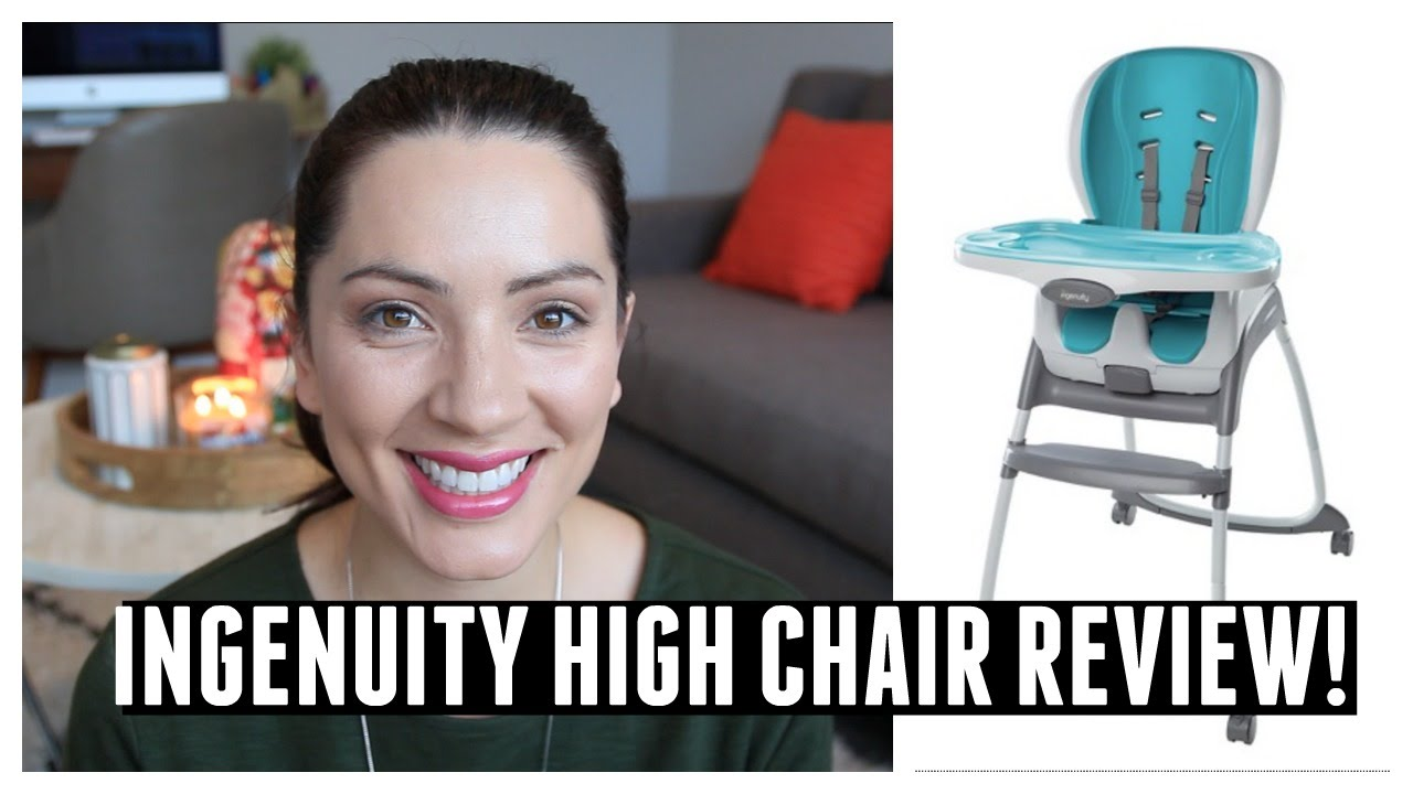 Chair ovo high chair reviews - Product Review Week Ingenuity 3 In 1 High Chair