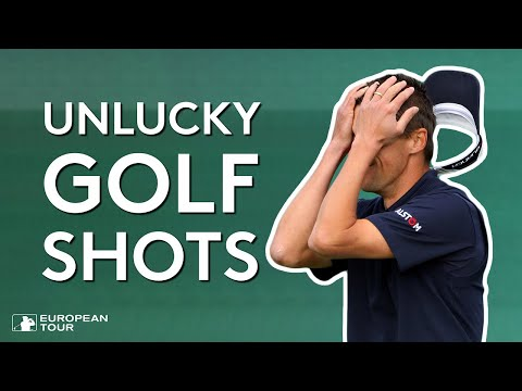 Unluckiest Golf Shots Ever