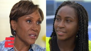 Coco Gauff: My goal is to be the greatest of all time   Good Morning America