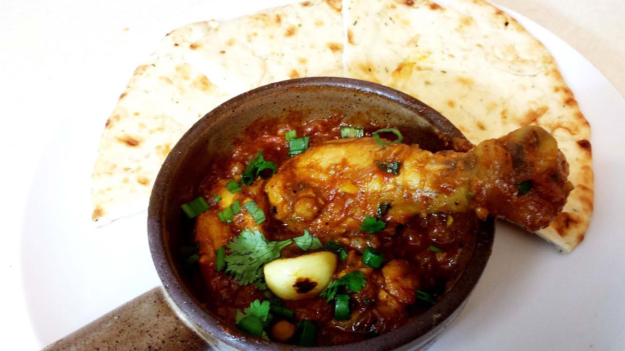 Garlic Chicken| Garlic Flavored Chicken Curry| Indian Style - YouTube