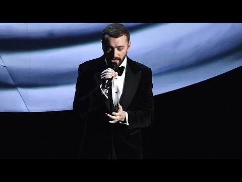 Sam Smith Gives Stunning Oscars 2016 Performance & Dedicates Song Win To LGBT Community