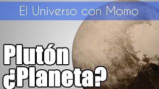El Universo con Momo: ¿Por qué Plutón no es un planeta?