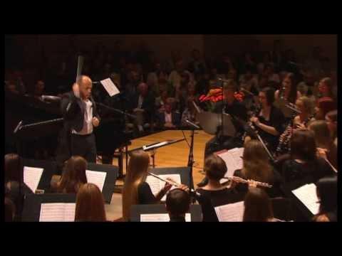 POMP AND CIRCUMSTANCE MARCH No.1 - Sir Edward Elgar - Pihalni orkester KGBL - dirigent Andrej Zupan
