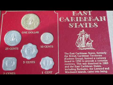 East Caribbean States : Proof set 1981 - KM# PS 5.