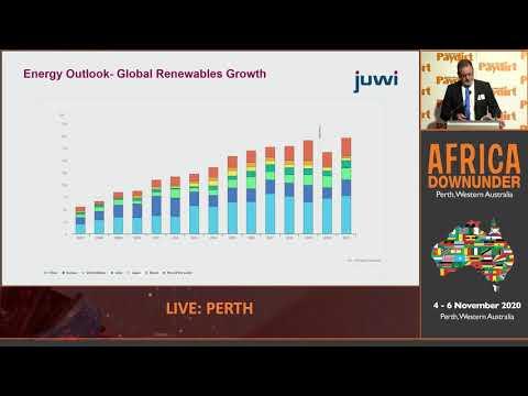 Africa Down Under 2020 Juwi Renewable Energies
