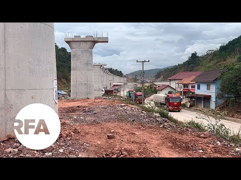 Off Track: China Railway Displaces Lao Villagers | Radio Free Asia (RFA)