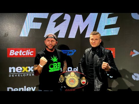 Walczę o pas ! Fame MMA 8 ! Pająk kontra Alan ! XFC
