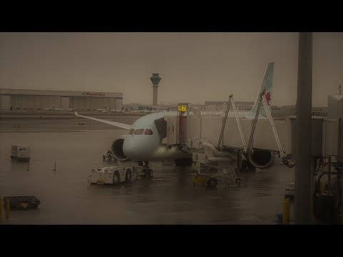 Flight Report AIR CANADA 787 C-GHPV from Toronto YYZ to Tel Aviv TLV