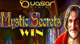 WIN| Quasar-gaming- MYSTIC SECRETS auf 1,50€
