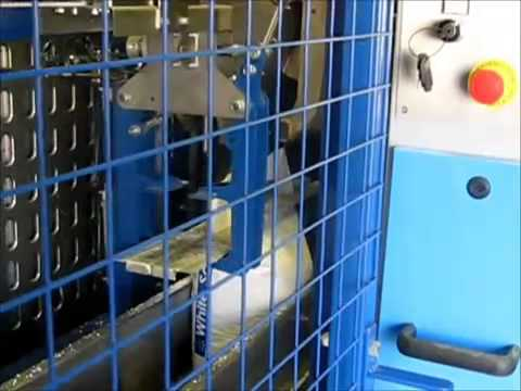 Mobile Bagging Line - Bag Rock Salt Aggregates Wood Pellets | RMGroup - Automated Packaging Systems
