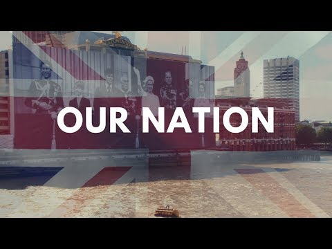 Vinesong - Our Nation (Lyric Video)
