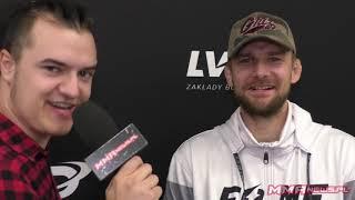 Fame MMA 5: AdBuster chce oddać Janowi Błachowiczowi kanał ze 150 tysiącami subskrypcji