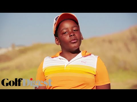 10-Year-Old Golf Prodigy Zama Nxasana Shares the 5 Most Important Tips to Becoming a Great Golfer