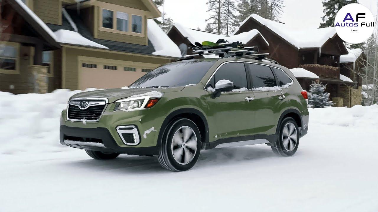 Nueva Subaru Forester 2021 | Más Capaz