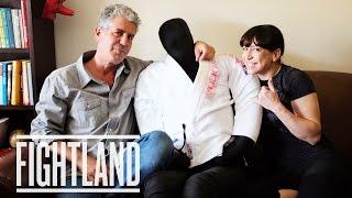 Fighter Family Fightland Meets Ottavia Bourdain