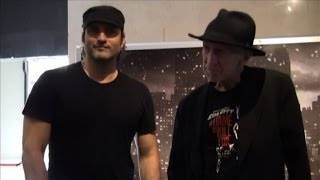 Miller e Rodriguez a Roma: ecco la nostra città del peccato in 3D