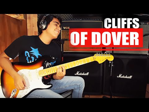 Cliffs of Dover - Eric Johnson Cover - Mike Silva