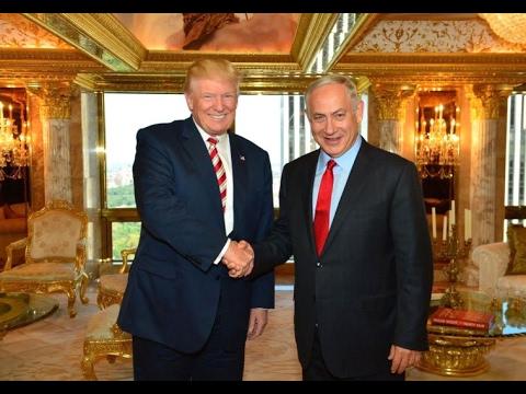 BREAKING Netanyahu USA embassy must be in ISRAEL Capital city Jerusalem February 1 2017