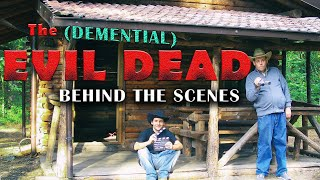 The Evil Dead movie Parody - Behind the Scenes