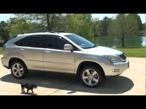 sold 2004 lexus rx330 awd navigation loaded for sale see www sunsetmilan com mpg youtube. Black Bedroom Furniture Sets. Home Design Ideas