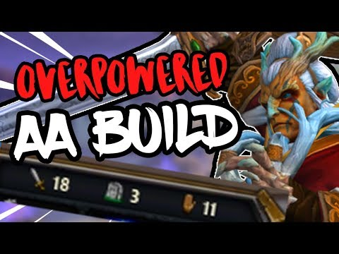 Attack Speed Ao Kuang Is BACK and DESTROYS In The Pro League! SMITE Pro Scream's Ao Ring Build