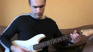 Guitar cover - Voodoo Child (Jimi Hendrix)